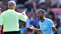 WATCH | 'The Mike Dean Show' at Manchester City vs Bournemouth sends Twitter into meltdown