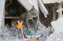 U.N. mediator urges Russia, U.S. to push nationwide Syria ceasefire