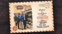 Food City's on the Right Track
