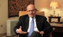 ElBaradei speaks out on Arabic channel for first time in 3 years