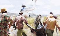 Ugandan team in DRC set to transfer bodies of slain officers