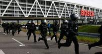 Hundreds arrested during clashes at German far right confrence