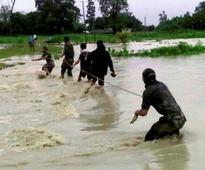 North East floods: NDRF rescues 1,300 from Assam, Arunachal Pradesh, Tripura, Sikkim