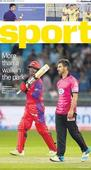 Friday cover: Kumar Sangakkar and Gemini Arabians kick off MCL
