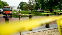 White House Under Lockdown After Secret Service Shoots Man With Gun Outside Gates — Listed In Critical Condition Now