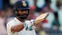 When you get a chance be like Rohit, not Dhawan: Twitterati hails Eden's favourite son