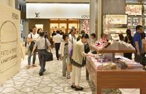 Japanese department store facing downturn