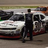 NASCAR fines, suspends RCR crewmembers involved in fight