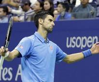 US Open 2016: Novak Djokovic, Madison Keys battle injuries, labour into round 2