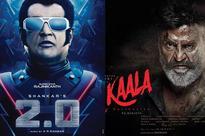Is Superstar Rajinikanth's 'Kaala' overtaking Shankar's '2.0' &#63