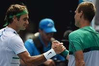 Roger Federer vs Tomas Berdych, 2017 Australi...