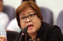 De Lima sa mga kritiko: May araw din po kayo