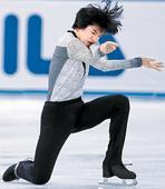 Cha dreams of Olympic figure skating glory