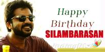 Today is the 33rd birthday of Silambarasan, the Master of many arts in cinema.