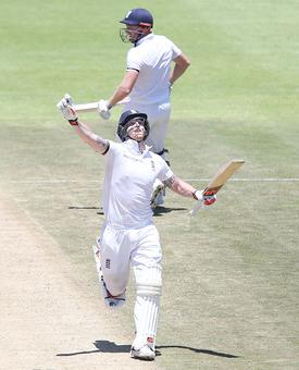 2nd Test: Stokes strikes double ton as Proteas chase leather on record-breaking day