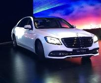 Mercedes launches enhanced S-Class in diesel and petrol starting Rs 13.3 mn