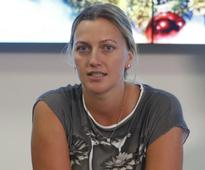 Petra Kvitova determined to make comeback after suffering injury in knife attack