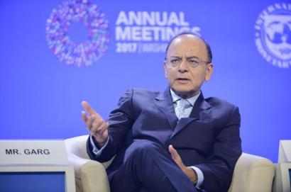 Positive mood in US about India, says Jaitley