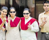 CBSE Class 10 result: Students of school for blind shine bright