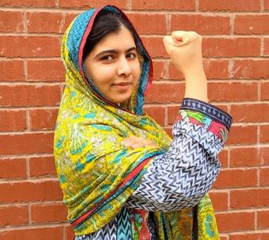 Malala's next book to focus on refugee experience