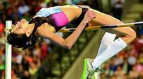 Anna Chicherova: Russian high jumper 'shock' at positive retest