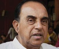 Cong has lost it completely, will teach them law: Subramanian Swamy on privilege motion against him