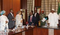 Buhari inaugurates Governing Council, BoT for Ogoniland clean up