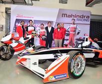 Mahindra Racing Demonstrates Formula E & Moto3 Machines At BIC