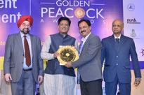 Essel Infraprojects Limited wins the Prestigious Golden Peacock Eco-Innovation Award