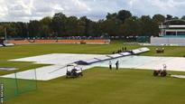 Only 39 balls possible in Leics v Kent