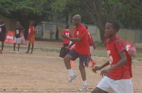 Adepoju boosts young footballers at Copa Coca-Cola