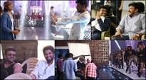 Dhruva's Neethone song: Chiranjeevi, Ram Charan, Allu Arjun, Akhil come together, watch video