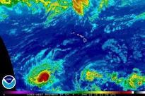 Hurricane Pali sets Pacific record