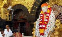 Now Sai Darshan in just 3 seconds at Shirdi