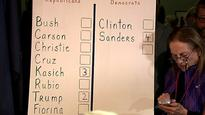 Dixville Notch logs victory for Kasich, Sanders