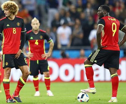 Euro 2016: Belgian fan club founder dies after match