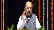 Under PM Modi, country is seeing end of 'politics of caste, dynasty and appeasement': Amit Shah