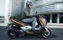 Yamaha unveils X-MAX 300