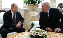 Putin Complains to Lukashenko About Lack of Sleep