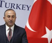 Turkey hopes to reopen Tripoli embassy, build economic ties - foreign minister