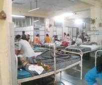 Four armed cops each in state hosps for docs