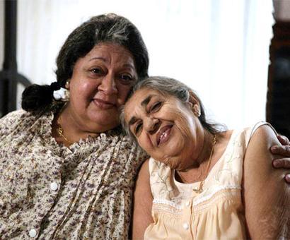 Veteran actress Shammi passes away