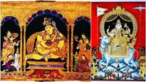 In the company of Gods: Architect Kuldip Singh and his collection of Thanjavur paintings