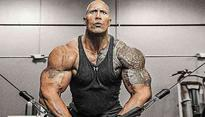Dwayne Johnson meets boy who saved brother with 'San Andreas' move