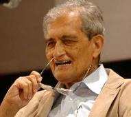 Frustrated not with India, but governance of India: Amartya Sen