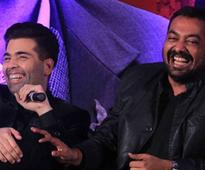Despite Bombay Velvet debacle, KJo yearning to work with Anurag Kashyap again
