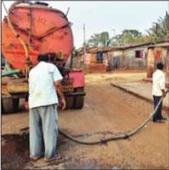 Irrigation department leaves villages near Bhatsa Lake waterless