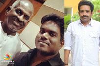 Seenu Ramasamy about Ilaiyaraja and Yuvan scoring music for his next