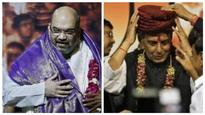 Amit Shah's coronation; let's recall the previous five BJP chiefs