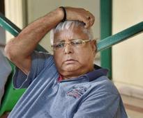 Lalu gets 3 yrs, 6 months jail term in fodder scam case